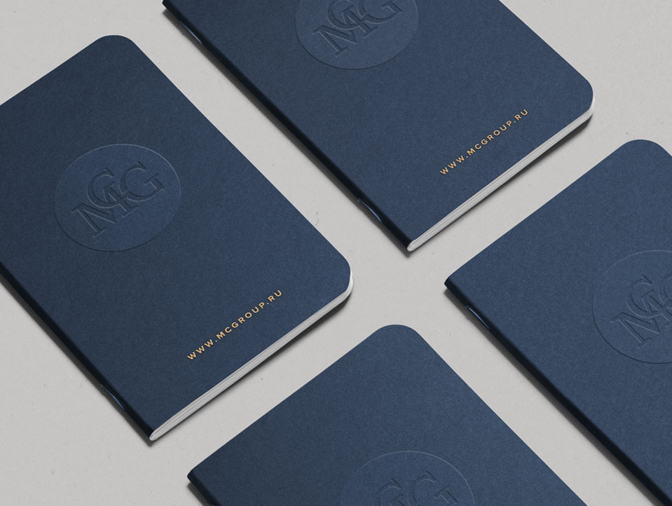 Moscow Consulting Group Branding By Made Studio